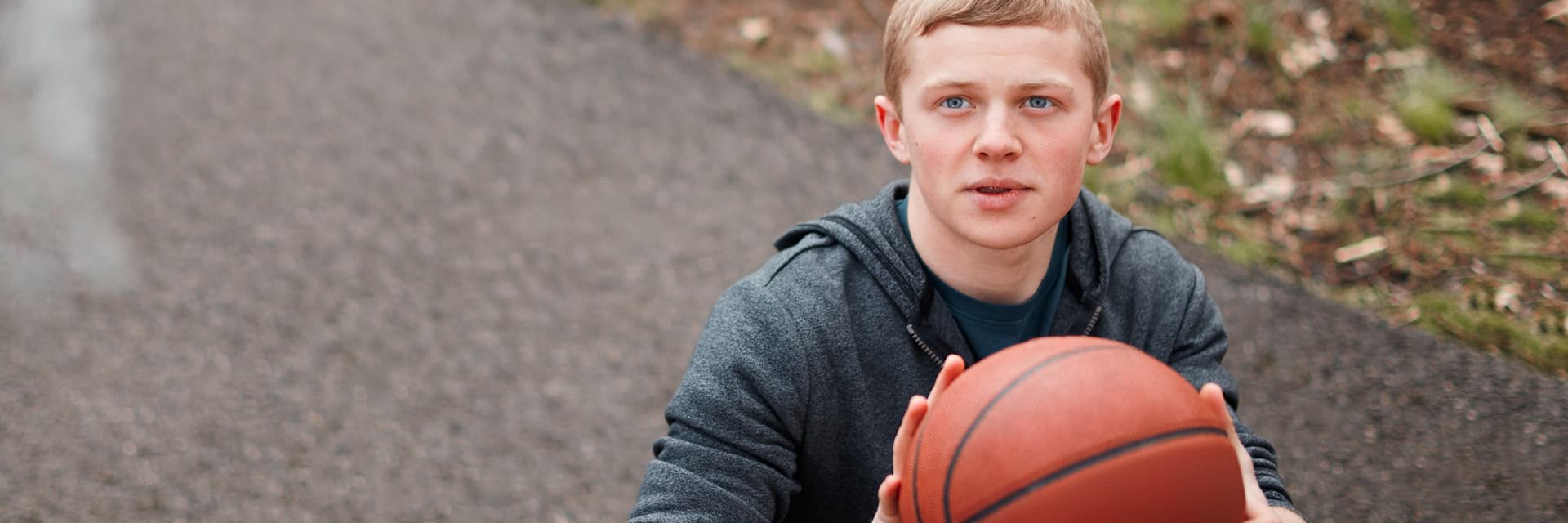 JACK HAD PEDIATRIC CANCER. TODAY, HE'S THINKING ABOUT COLLEGE.