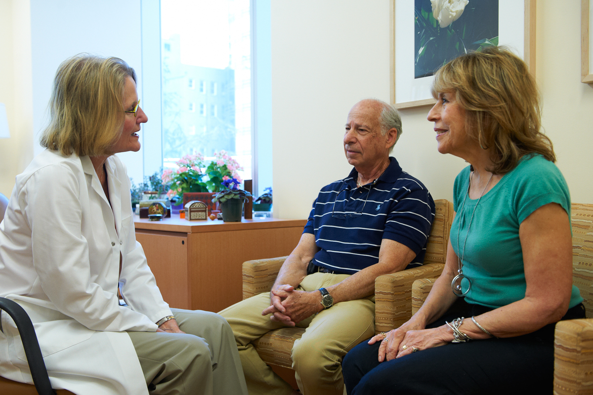Counseling and support at Memorial Sloan Kettering