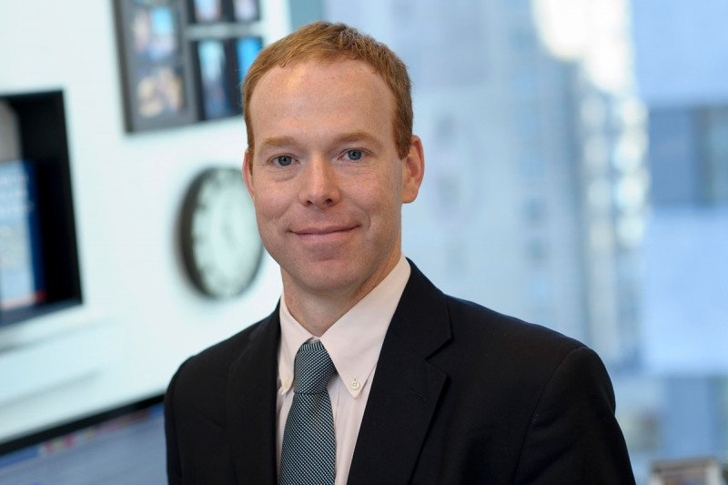 MSK geneticist and pediatric oncologist Michael Walsh