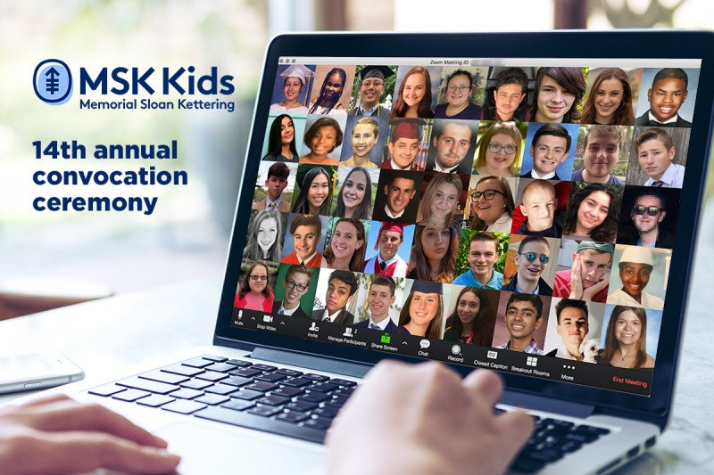 MSK Kids Annual Convocation Ceremony