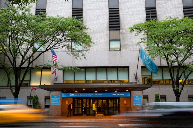 Memorial Sloan Kettering named one of the best hospitals for cancer care