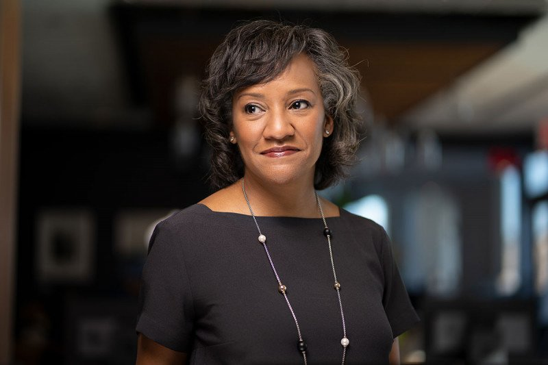 Tomya Watt, Vice President of Talent Acquisition & Mobility and Chief Diversity Officer at MSK