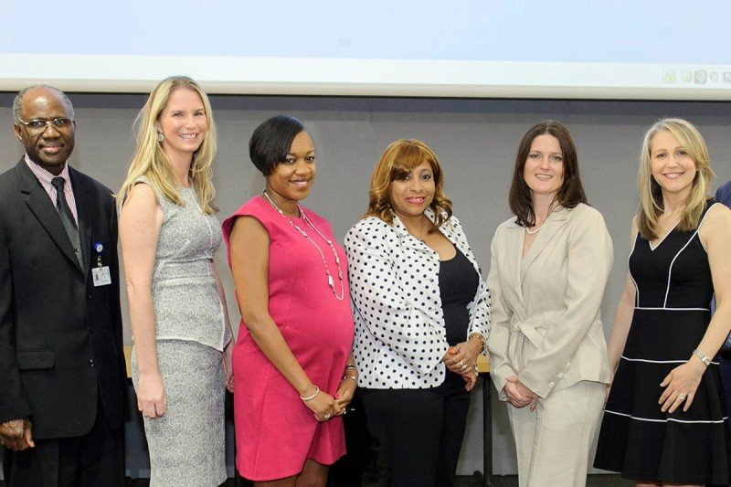 Pictured: 2014 Samuel and May Rudin Award Winners