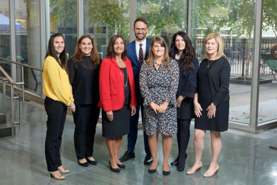 MSK's Physician Relations Team