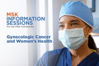 Information Session: Gynecologic Cancer and Women's Health
