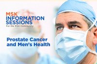 Information Session: Prostate Cancer and Men's Health