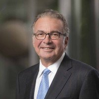 Memorial Sloan Kettering medical oncologist and Department of Medicine Chair Philip Kantoff