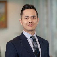 Memorial Sloan Kettering radiation oncologist Jacob Y. Shin