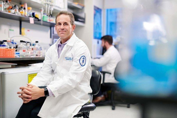 MSK physician-scientist Ross Levine