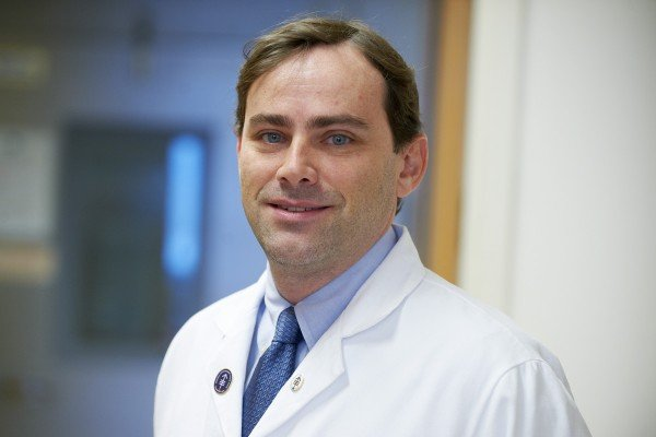 Pictured: David Solit -- Geoffrey Beene Chair; Director, Center for Molecular Oncology