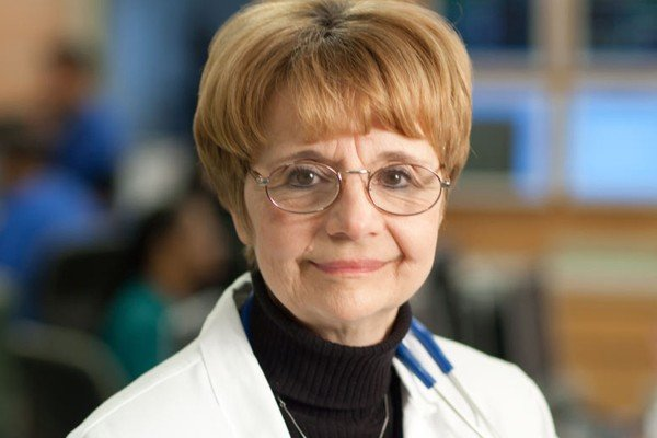 Diane E. Stover, MD -- Chief, Pulmonary Service