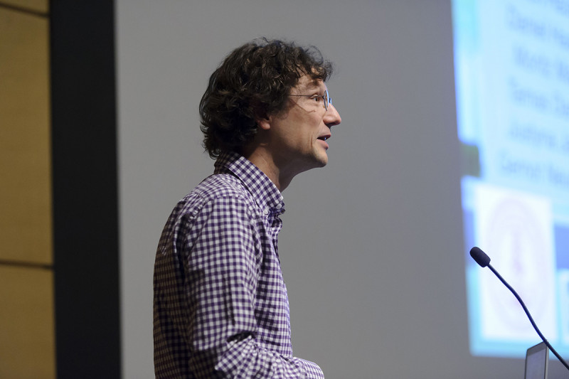"""Marius Wernig of the Stanford University School of Medicine presents """"Direct reprogramming towards the neural lineage"""""""
