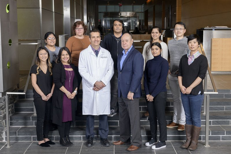 Brain Tumor Center Faculty and Staff