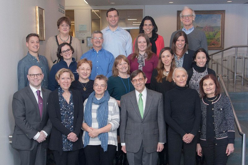 The Patient and Family Advisory Council for Quality (PFACQ) has the unique opportunity to provide the patient and caregiver voice for key MSK projects that serve an array of institutional needs.