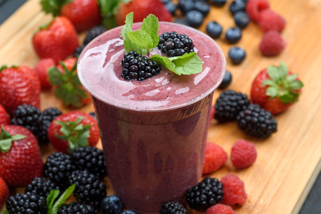 Fruit Smoothe