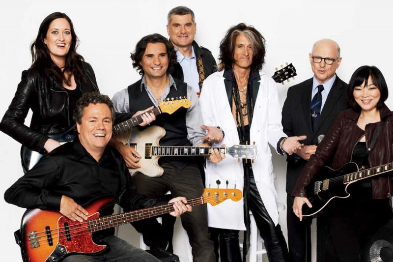 Pictured: 2012 Rock Stars of Science