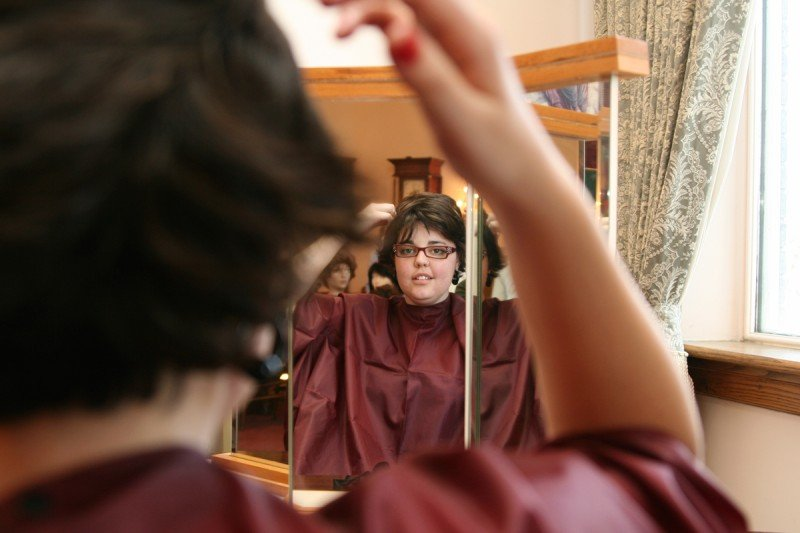 Losing your hair can be emotionally distressing, but there are ways to cope.