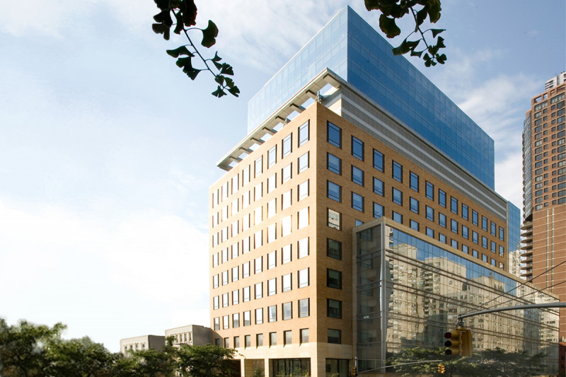The Evelyn H. Lauder Breast Center and the Memorial Sloan Kettering Cancer Center Imaging Center