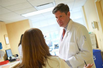 Deputy Physician-in-Chief for Clinical Research Paul Sabbatini