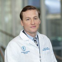 Memorial Sloan Kettering nuclear medicine physician Rick Wray