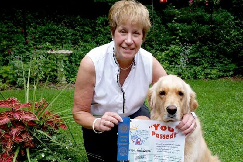 Karen Koehler received CAR T therapy for her chronic lymphocytic leukemia.